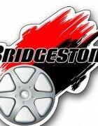 изготовление рекламной продукции для оформления фирменного автосервиса и шиномонтажа Bridgestone