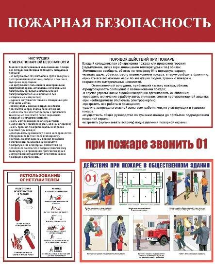 инструкция по пожарной безопасности на предприятии рб - фото 11