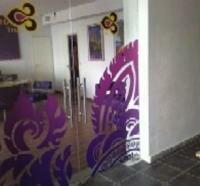 плоттерная резка при оформлении стекляной двери